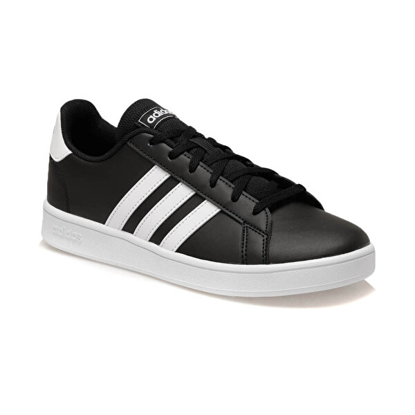 adidas GRAND COURT Siyah Erkek Çocuk Sneaker Ayakkabı