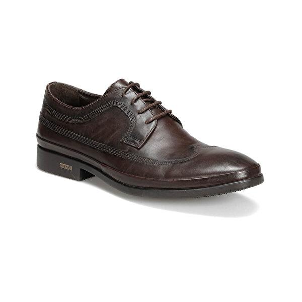 Mercedes COSTA 9PR Kahverengi Erkek Klasik Ayakkabı