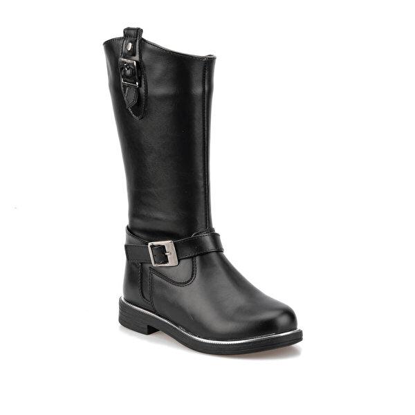 Polaris 92.511825.P Siyah Kız Çocuk Basic Casual Ayakkabı