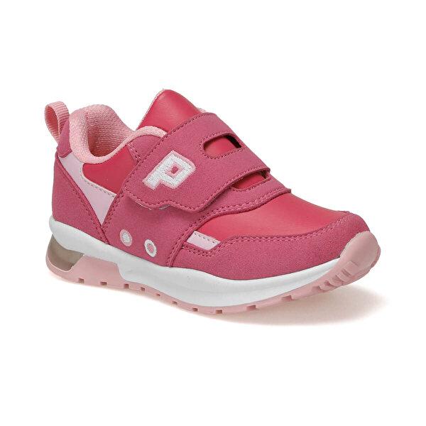 Seventeen PABLO.1.P Fuşya Kız Çocuk Spor Ayakkabı