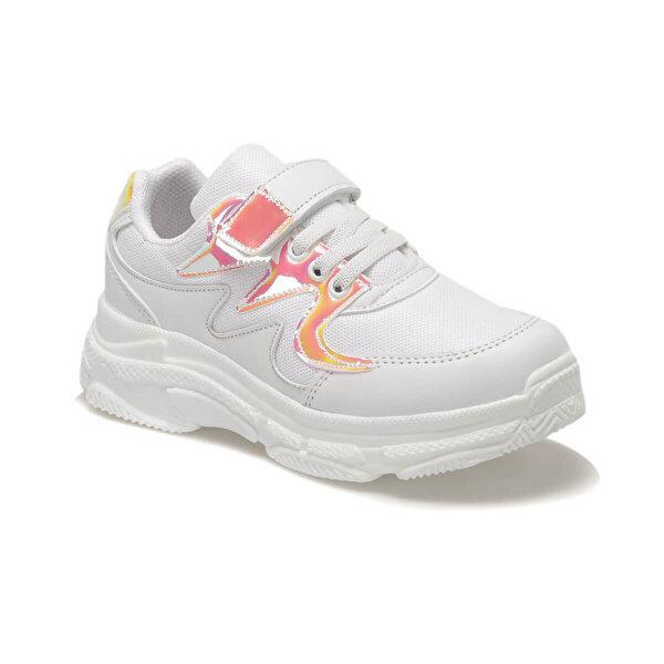 I Cool HOLLY Beyaz Kız Çocuk Yürüyüş Ayakkabısı