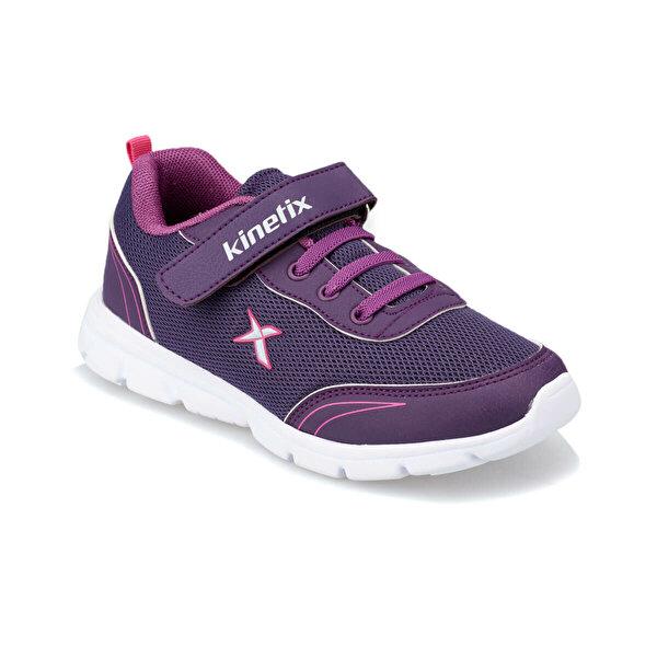 Kinetix YANNI Mor Kız Çocuk Koşu Ayakkabısı