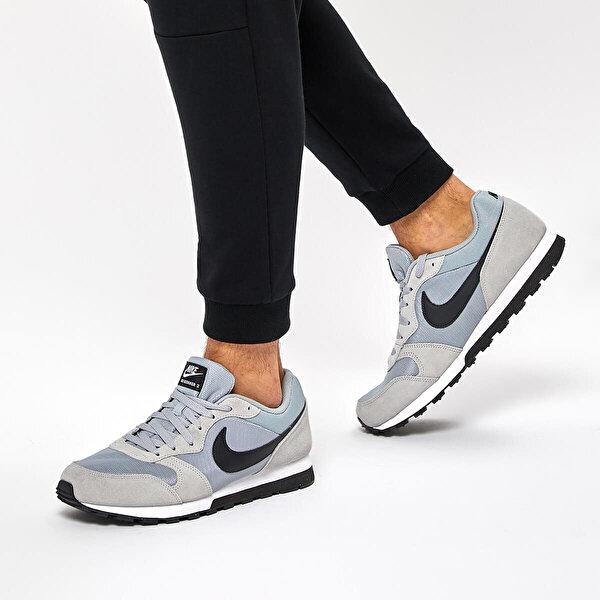 Nike MD RUNNER 2 Siyah Erkek Sneaker Ayakkabı