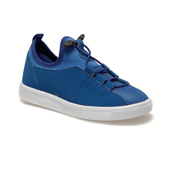 polaris 91.511107.F Mavi Erkek Çocuk Sneaker Ayakkabı
