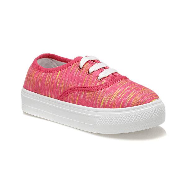 Kinetix RAPHAL Fuşya Kız Çocuk Sneaker Ayakkabı