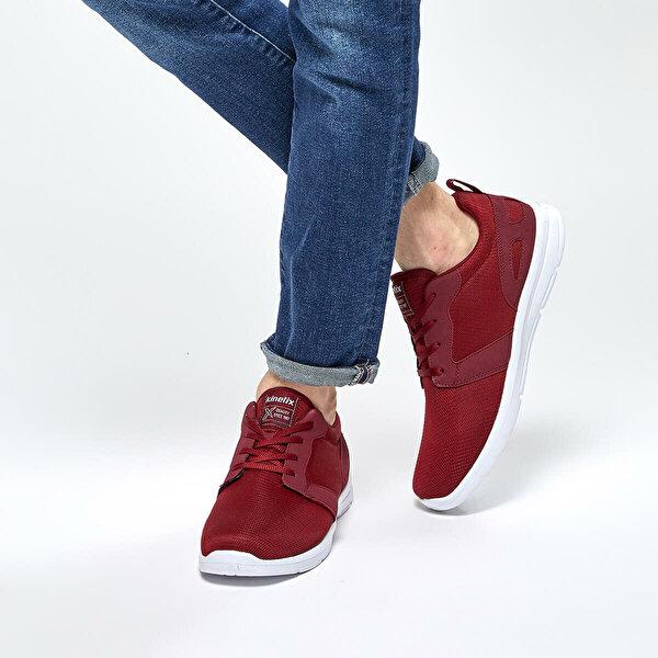 Kinetix JUNO Bordo Erkek Ayakkabı