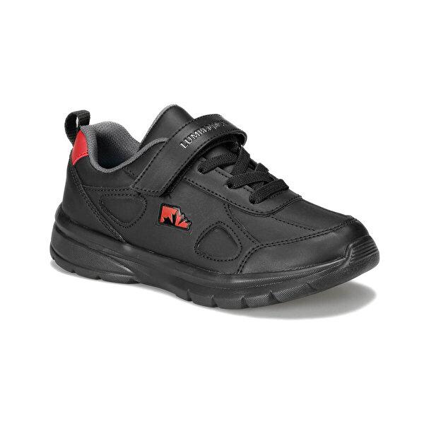 Lumberjack BELIEVE 9PR Siyah Erkek Çocuk Yürüyüş Ayakkabısı