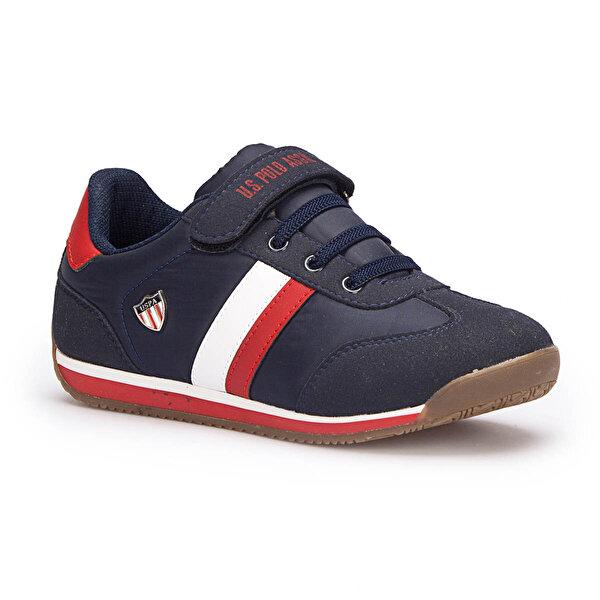 U.S. Polo Assn. BONI Lacivert Erkek Çocuk Yürüyüş Ayakkabısı