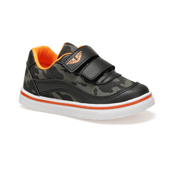 Yellow Kids KASANGA.19F Haki Erkek Çocuk Sneaker Ayakkabı