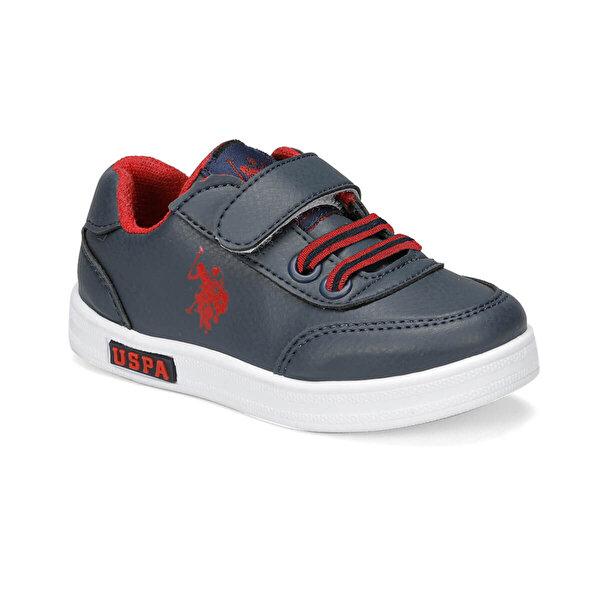 U.S Polo Assn. CAMERON WT 9PR Lacivert Erkek Çocuk Sneaker