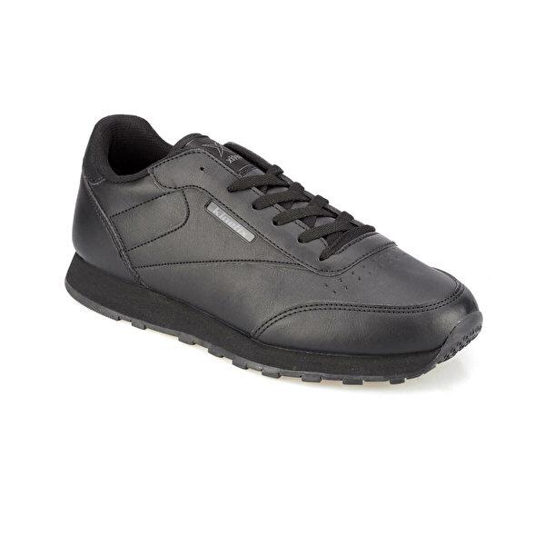 Kinetix LOWER PU M Siyah Erkek Sneaker Ayakkabı