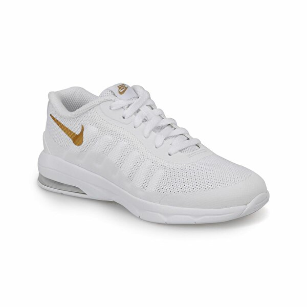 Nike AIR MAX INVIGOR (PS) Beyaz Kız Çocuk Koşu Ayakkabısı