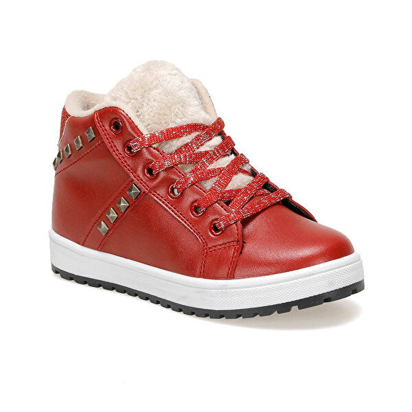 Seventeen PELLI Kırmızı Kız Çocuk Sneaker Hi