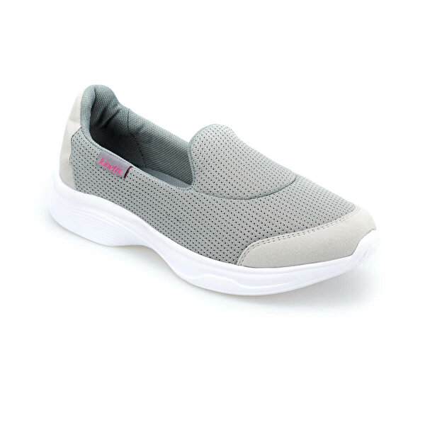 Kinetix AIDA Gri Kadın Comfort Ayakkabı