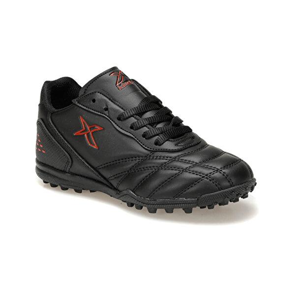 Kinetix FORLAN TURF 9PR Siyah Erkek Çocuk Halı Saha Ayakkabısı