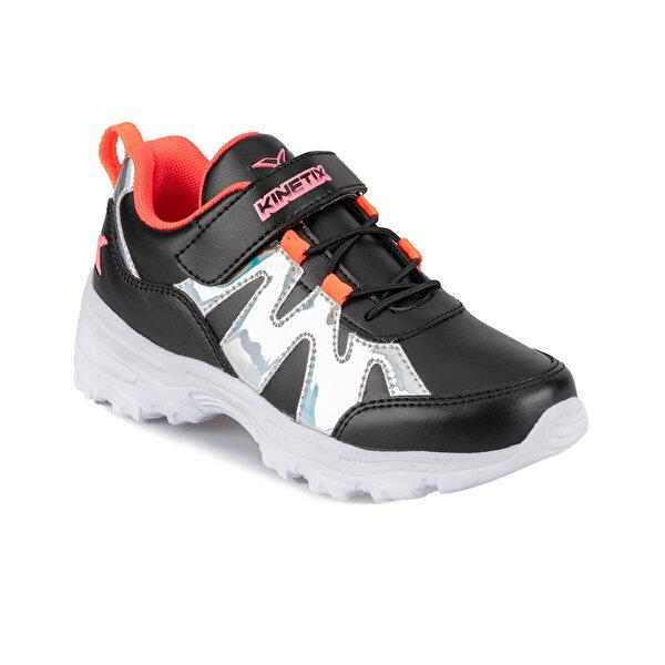 Kinetix WAVES 9PR Siyah Kız Çocuk Yürüyüş Ayakkabısı