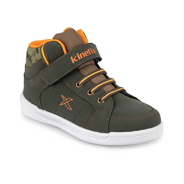 Kinetix LENKO HI C 9PR Haki Erkek Çocuk Sneaker Hi