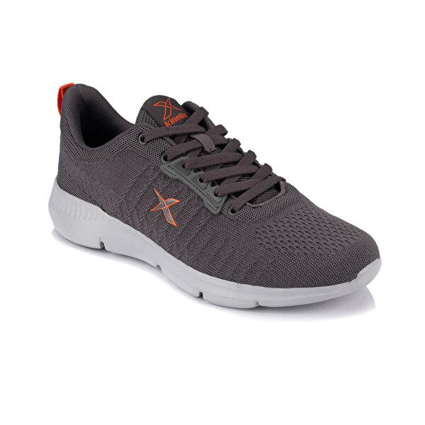 Kinetix URZA 9PR Gri Erkek Koşu Ayakkabısı