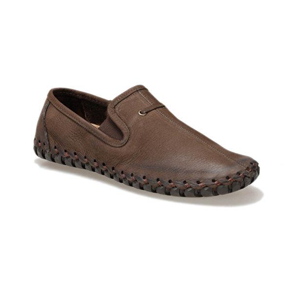 Dockers by Gerli 222517 Kahverengi Erkek Klasik Ayakkabı
