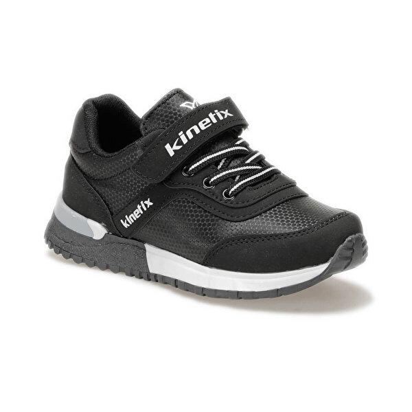 Kinetix RUDI Siyah Erkek Çocuk Sneaker Ayakkabı