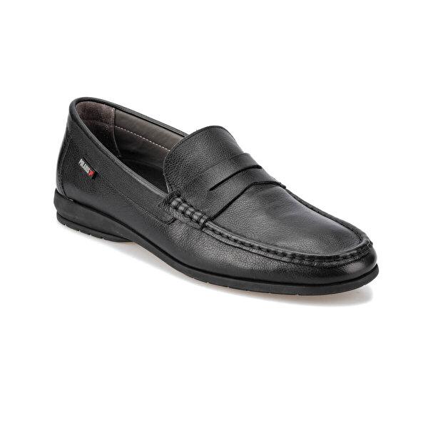 Polaris 5 Nokta 92.100842.M Siyah Erkek Ayakkabı
