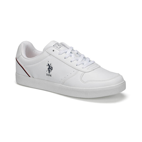 U.S. Polo Assn. JACKSON 9PR Beyaz Erkek Sneaker Ayakkabı