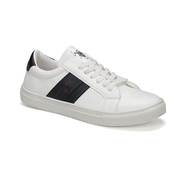U.S Polo Assn. ANTON WT 9PR Beyaz Erkek Ayakkabı