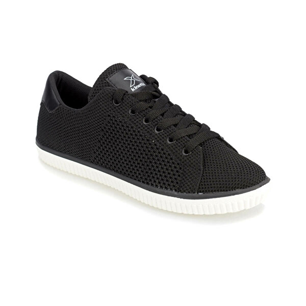 Kinetix MILAN Siyah Kadın Sneaker