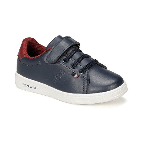 U.S Polo Assn. FRANCO 9PR Lacivert Erkek Çocuk Sneaker