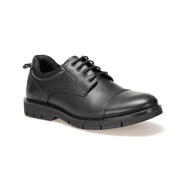 Garamond 2020 Siyah Erkek Ayakkabı
