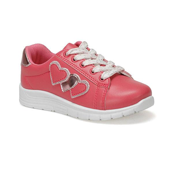 Seventeen POOLA Fuşya Kız Çocuk Spor Ayakkabı