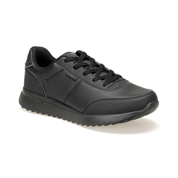 Kinetix OLSEN PU M 9PR Siyah Erkek Sneaker Ayakkabı