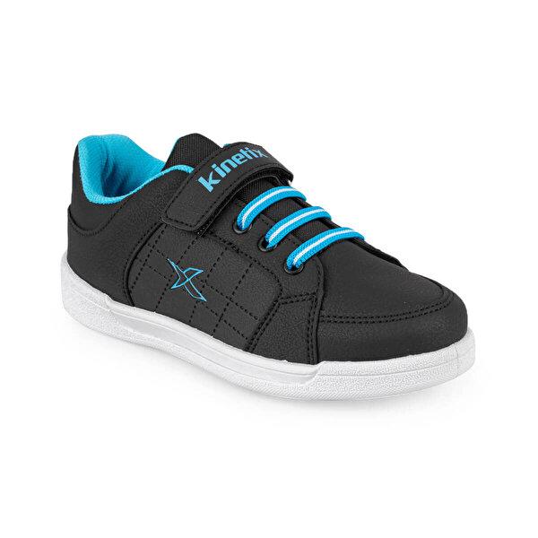 Kinetix LENKO PU 9PR Siyah Erkek Çocuk Sneaker