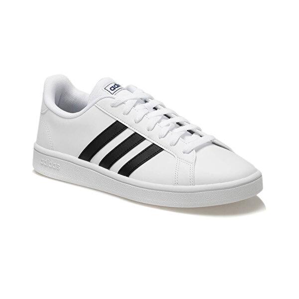 adidas GRAND COURT BASE Beyaz Erkek Tenis Ayakkabısı