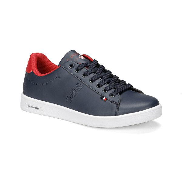 U.S Polo Assn. FRANCO 9PR Lacivert Kadın Sneaker