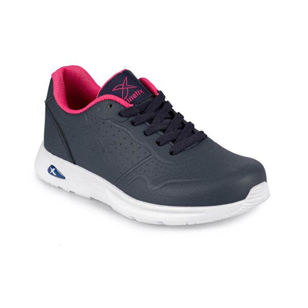 Kinetix BURUMA PU 9PR Lacivert Kız Çocuk Sneaker