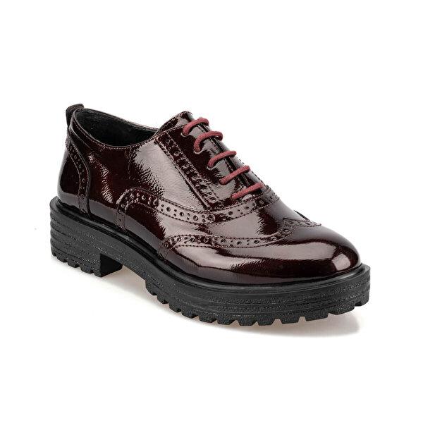 Polaris 92.314705RZ Bordo Kadın Ayakkabı