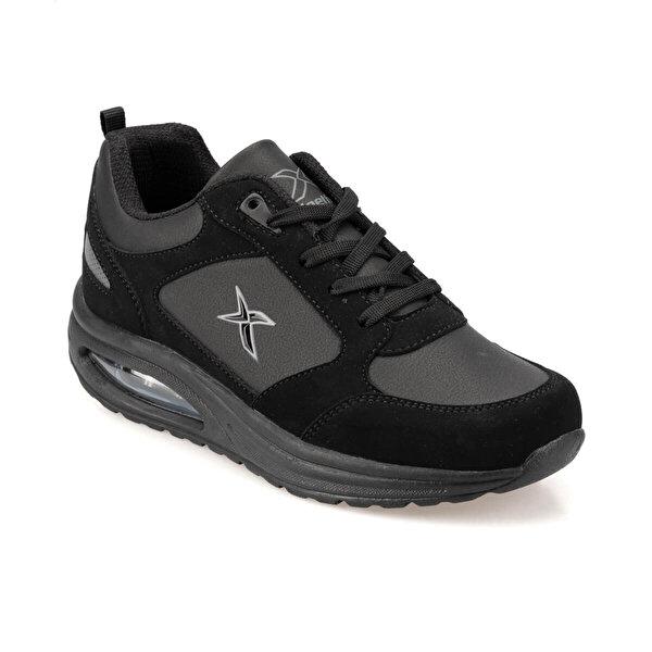 Kinetix LUDA PU W 9PR Siyah Kadın Sneaker Ayakkabı
