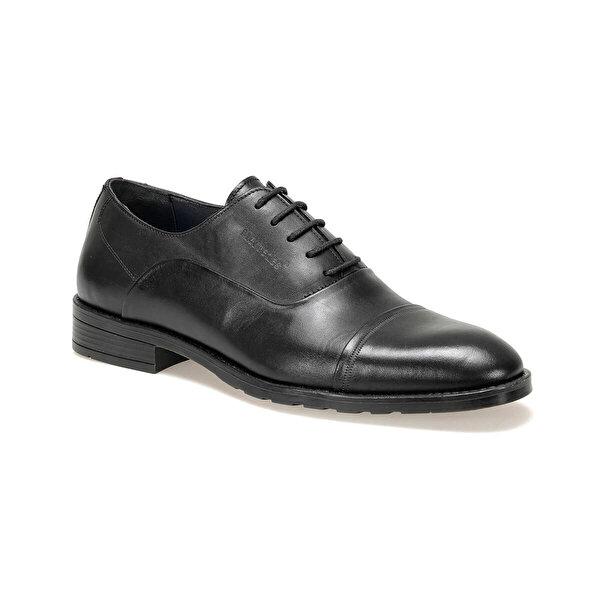 Mercedes SUTTER 9PR Siyah Erkek Klasik Ayakkabı