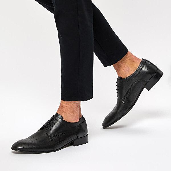 Garamond 3899 Siyah Erkek Ayakkabı