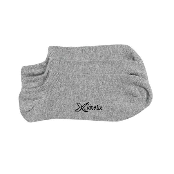 Kinetix DEBORAH Gri Kadın Çorap