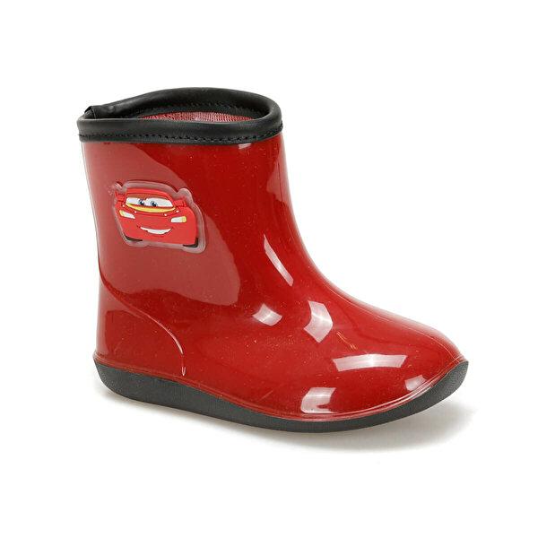 Cars 97245 Kırmızı Erkek Çocuk Yağmur Çizmesi