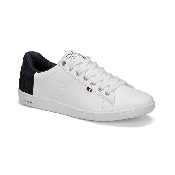 U.S Polo Assn. PEDRO 9PR Beyaz Erkek Sneaker