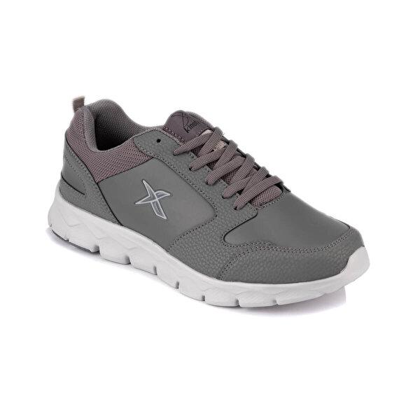 Kinetix OKA PU 9PR Gri Erkek Koşu Ayakkabısı