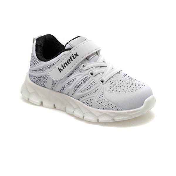 Kinetix MAMBA Gri Erkek Çocuk Sneaker Ayakkabı