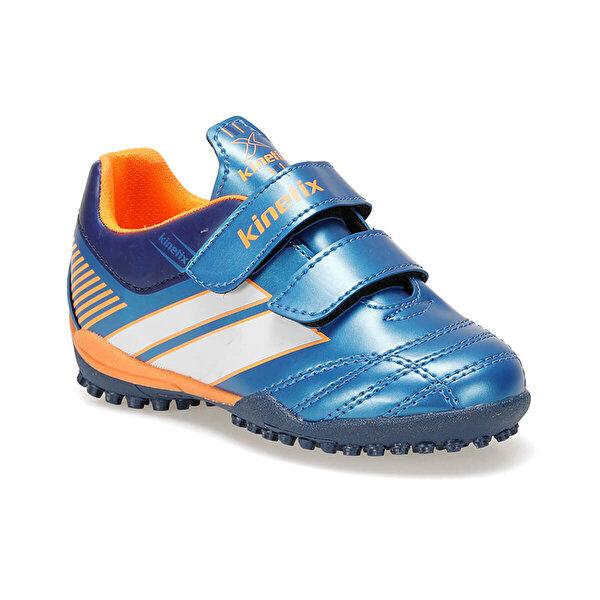 Kinetix TRIM TURF 9PR Mavi Erkek Çocuk Halı Saha Ayakkabısı