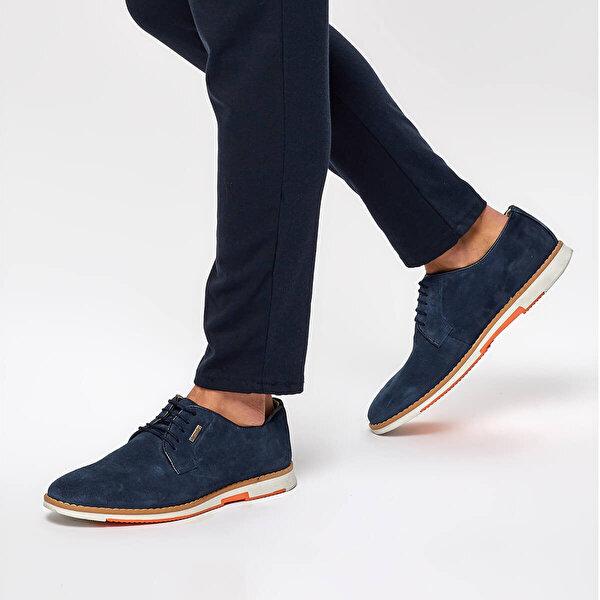 Mercedes DUITA Lacivert Erkek Ayakkabı