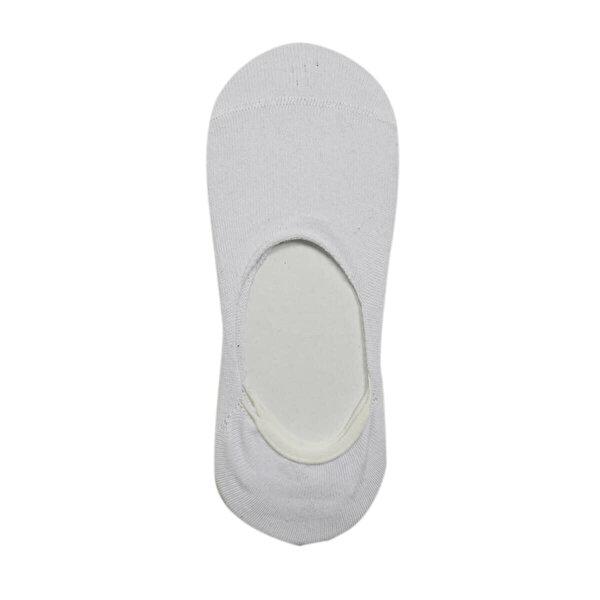Kinetix DELIAH Beyaz Kadın Babet Çorabı