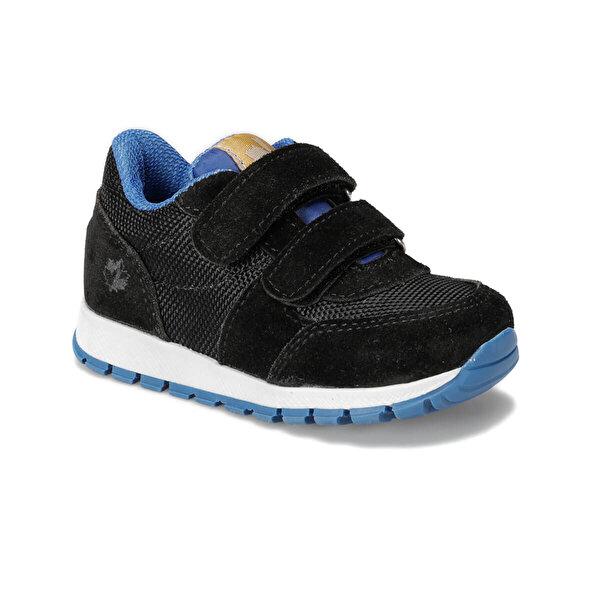 Lumberjack TEXT 9PR Siyah Erkek Çocuk Sneaker