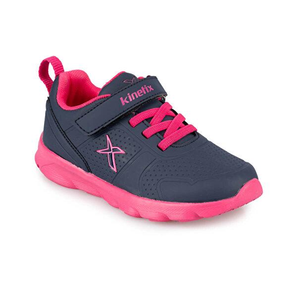 Kinetix ALMERA II J 9PR Lacivert Kız Çocuk Yürüyüş Ayakkabısı